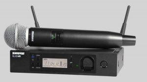 Mic Wireless Shure